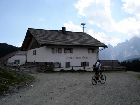 Foto: barbonis / Mountainbike Tour / Monte Elmo / Nemes Hutte / 19.09.2009 12:50:41