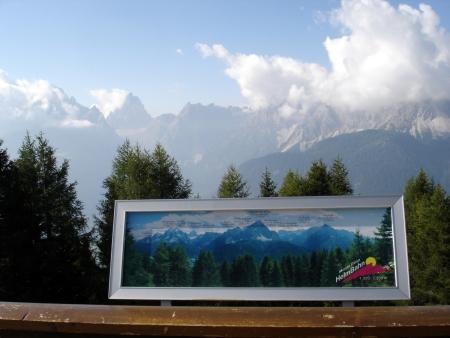 Foto: barbonis / Mountainbike Tour / Monte Elmo / Meridiana di Sesto / 19.09.2009 12:48:00