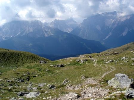 Foto: barbonis / Mountainbike Tour / Monte Elmo / Discesa / 19.09.2009 12:49:16