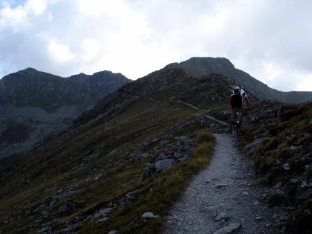 Foto: barbonis / Mountainbike Tour / Monte Elmo / Hollbrucker Spitze / 19.09.2009 12:48:56