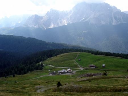 Foto: barbonis / Mountainbike Tour / Monte Elmo / Klammbach Alm / 19.09.2009 12:49:58