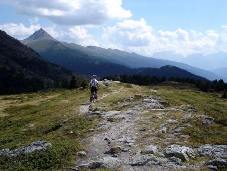 Foto: barbonis / Mountainbike Tour / Monte Elmo / Verso Alpe Nemes / 19.09.2009 12:50:23