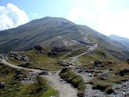 Foto: barbonis / Mountainbike Tour / Monte Elmo / Sillianer Hutte / 19.09.2009 12:48:29