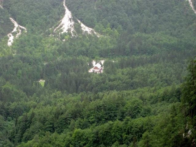 Foto: Wolfgang Lauschensky / Wander Tour / Skrlatica 2740m / Aljazev Dom / 20.09.2009 21:30:25