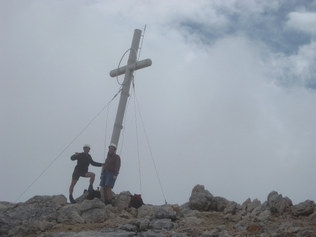 Foto: Wolfgang Lauschensky / Wander Tour / Skrlatica 2740m / Skrlatica 2740m / 20.09.2009 21:28:39