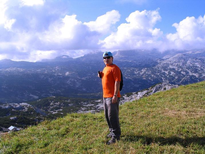 Foto: Andreas Koller / Klettersteig Tour / Kuckucksnest Klettersteig am Krippenstein (2108m) / 21.09.2009 02:03:12