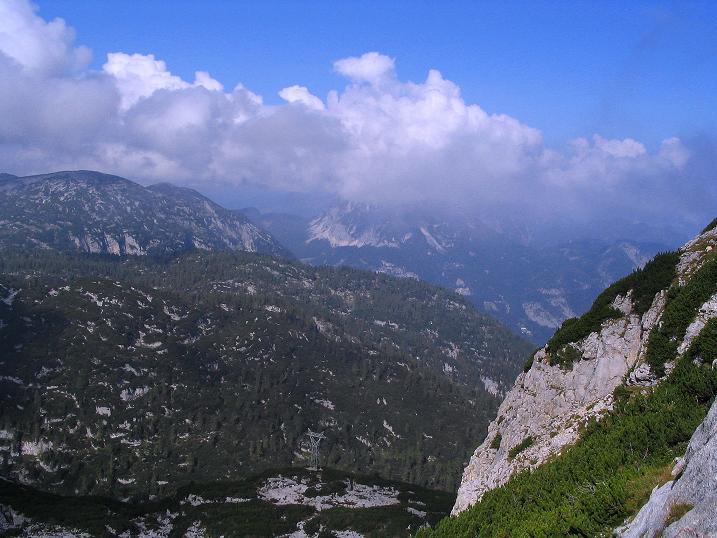 Foto: Andreas Koller / Klettersteig Tour / Kuckucksnest Klettersteig am Krippenstein (2108m) / 21.09.2009 02:01:27