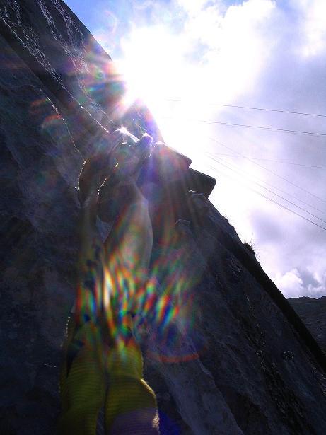 Foto: Andreas Koller / Klettersteig Tour / Kuckucksnest Klettersteig am Krippenstein (2108m) / 21.09.2009 02:01:21