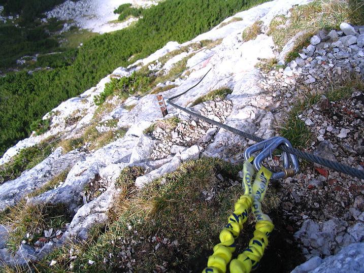 Foto: Andreas Koller / Klettersteig Tour / Kuckucksnest Klettersteig am Krippenstein (2108m) / 21.09.2009 02:00:59