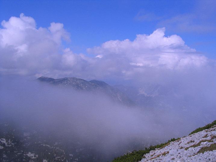 Foto: Andreas Koller / Klettersteig Tour / Kuckucksnest Klettersteig am Krippenstein (2108m) / 21.09.2009 02:00:25