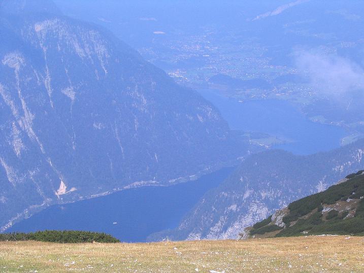 Foto: Andreas Koller / Klettersteig Tour / Kuckucksnest Klettersteig am Krippenstein (2108m) / Hallstätter See / 21.09.2009 01:59:21