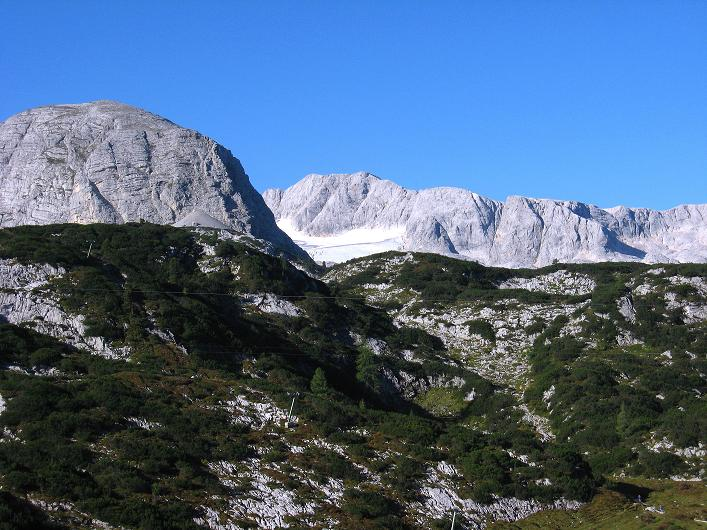 Foto: Andreas Koller / Klettersteig Tour / Monisteig am Schöberl (2426m) / 26.09.2009 00:08:13