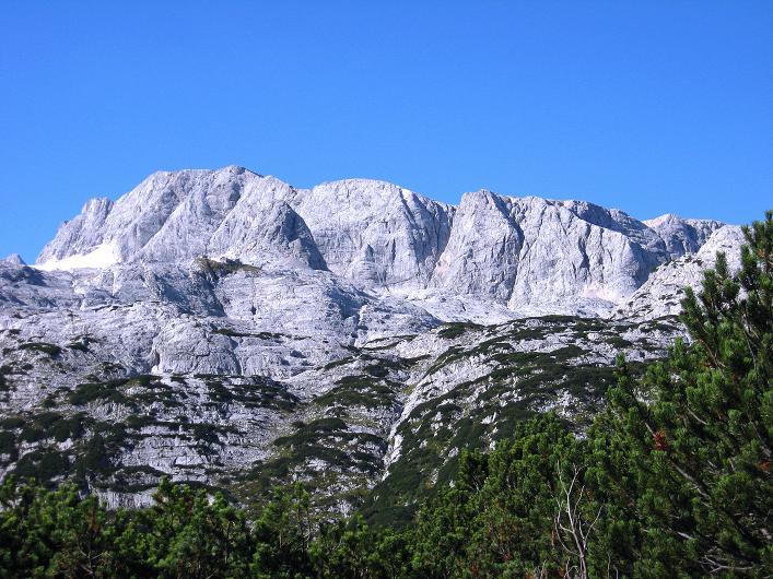 Foto: Andreas Koller / Klettersteig Tour / Monisteig am Schöberl (2426m) / 26.09.2009 00:06:47
