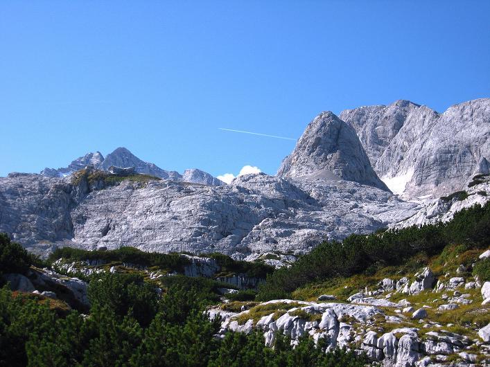 Foto: Andreas Koller / Klettersteig Tour / Monisteig am Schöberl (2426m) / 26.09.2009 00:04:45