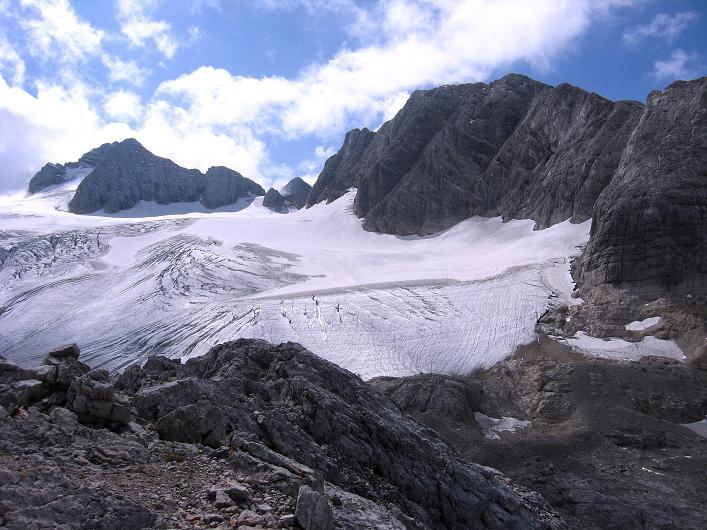 Foto: Andreas Koller / Klettersteig Tour / Monisteig am Schöberl (2426m) / 25.09.2009 23:56:22