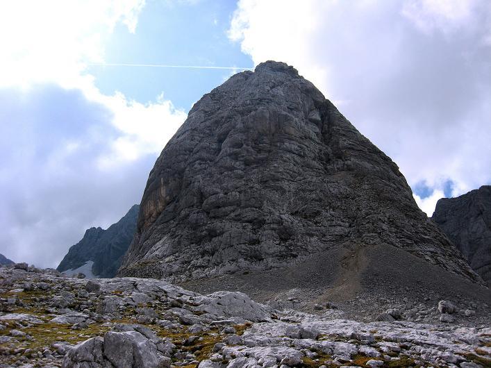 Foto: Andreas Koller / Klettersteig Tour / Monisteig am Schöberl (2426m) / 25.09.2009 23:59:26