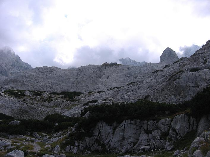 Foto: Andreas Koller / Klettersteig Tour / Monisteig am Schöberl (2426m) / 25.09.2009 23:52:18