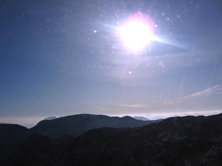 Foto: Andreas Koller / Klettersteig Tour / Via Steinbock am Schöberl (2426m) / 26.09.2009 00:30:41