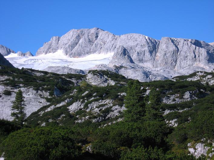 Foto: Andreas Koller / Klettersteig Tour / Via Steinbock am Schöberl (2426m) / 26.09.2009 00:28:46