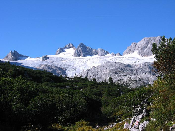 Foto: Andreas Koller / Klettersteig Tour / Via Steinbock am Schöberl (2426m) / 26.09.2009 00:28:37