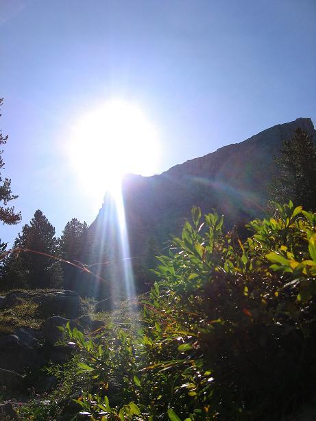 Foto: Andreas Koller / Klettersteig Tour / Via Steinbock am Schöberl (2426m) / 26.09.2009 00:28:07