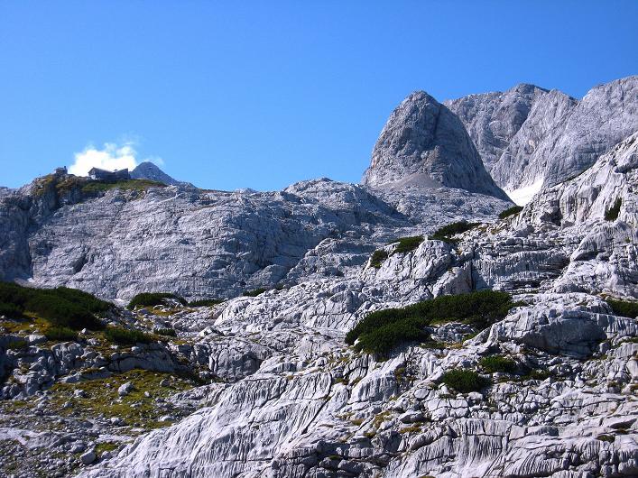 Foto: Andreas Koller / Klettersteig Tour / Via Steinbock am Schöberl (2426m) / 26.09.2009 00:24:14