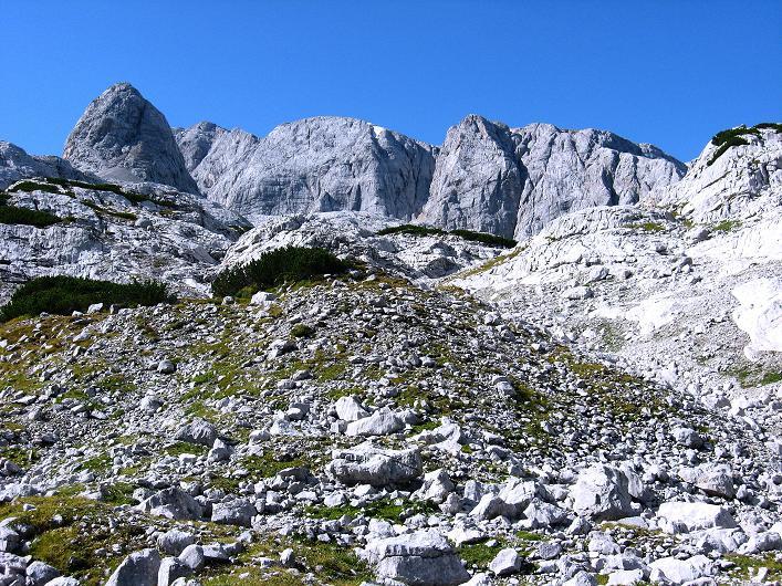 Foto: Andreas Koller / Klettersteig Tour / Via Steinbock am Schöberl (2426m) / 26.09.2009 00:23:37