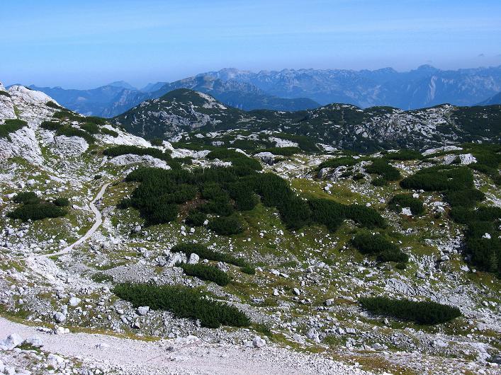 Foto: Andreas Koller / Klettersteig Tour / Via Steinbock am Schöberl (2426m) / 26.09.2009 00:23:28