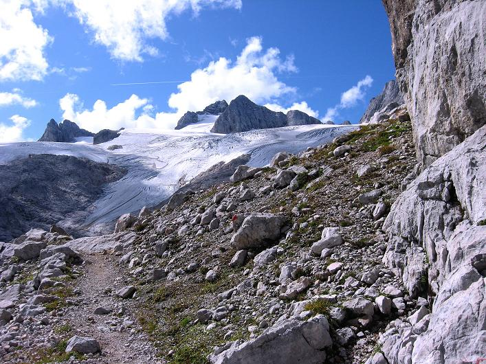 Foto: Andreas Koller / Klettersteig Tour / Via Steinbock am Schöberl (2426m) / 26.09.2009 00:21:32