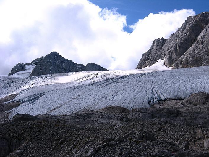Foto: Andreas Koller / Klettersteig Tour / Via Steinbock am Schöberl (2426m) / 26.09.2009 00:20:40