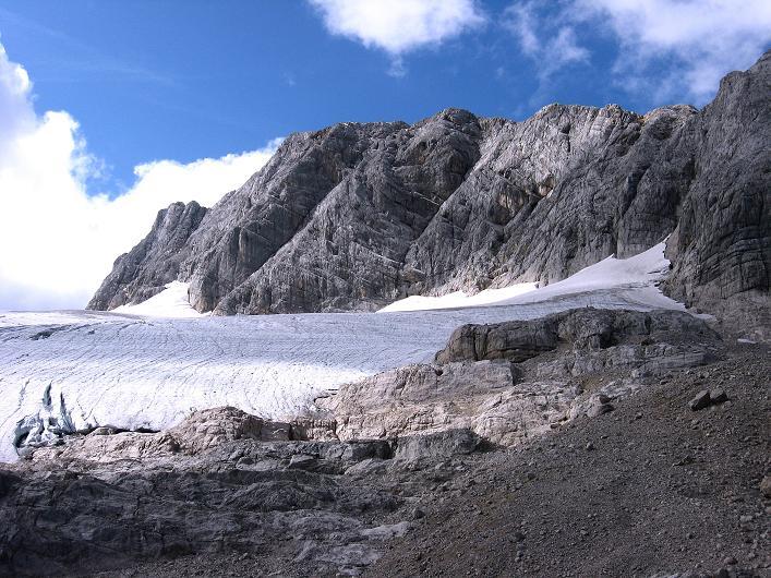 Foto: Andreas Koller / Klettersteig Tour / Via Steinbock am Schöberl (2426m) / 26.09.2009 00:19:59