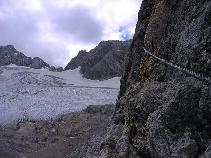 Foto: Andreas Koller / Klettersteig Tour / Via Steinbock am Schöberl (2426m) / 26.09.2009 00:17:29