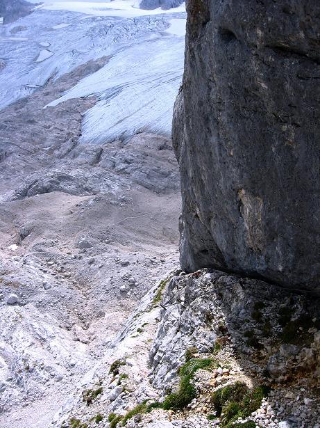 Foto: Andreas Koller / Klettersteig Tour / Via Steinbock am Schöberl (2426m) / 26.09.2009 00:16:33