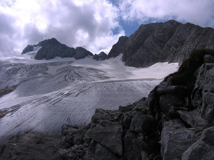 Foto: Andreas Koller / Klettersteig Tour / Via Steinbock am Schöberl (2426m) / 26.09.2009 00:14:37