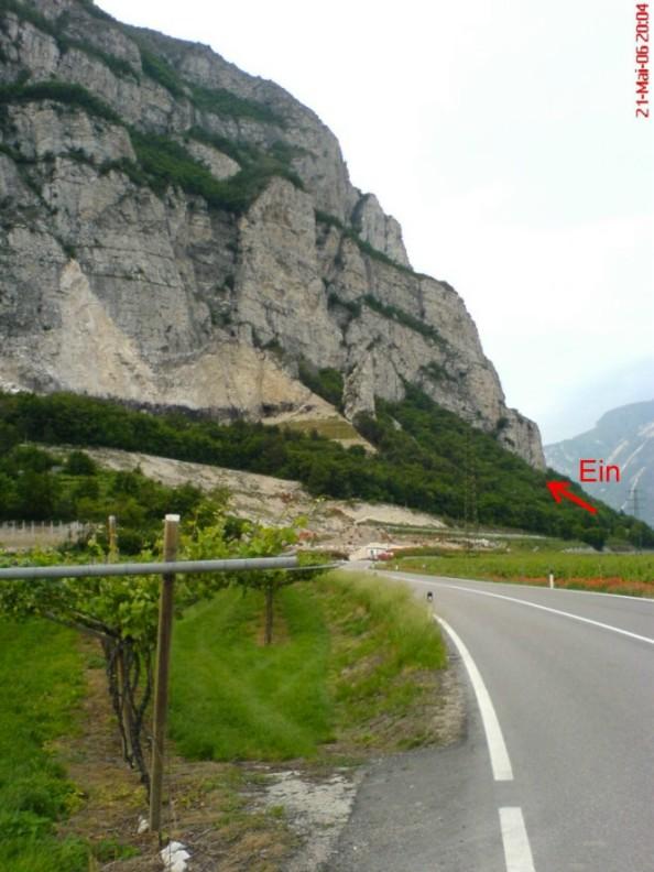 Foto: winsch / Klettersteig Tour / Fennberg Klettersteig / Übersicht / 21.09.2009 18:28:38