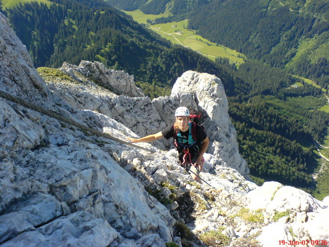 Klettersteig Eisenerz : Vulkanlandbiker gallery kaiser franz joseph klettersteig