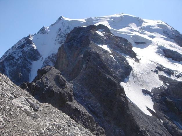 Foto: Manfred Karl / Wander Tour / Ortler über den Meranerweg / 24.09.2009 20:41:18