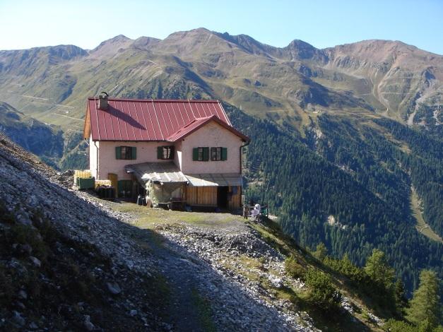 Foto: Manfred Karl / Wander Tour / Ortler über den Meranerweg / 24.09.2009 20:38:48
