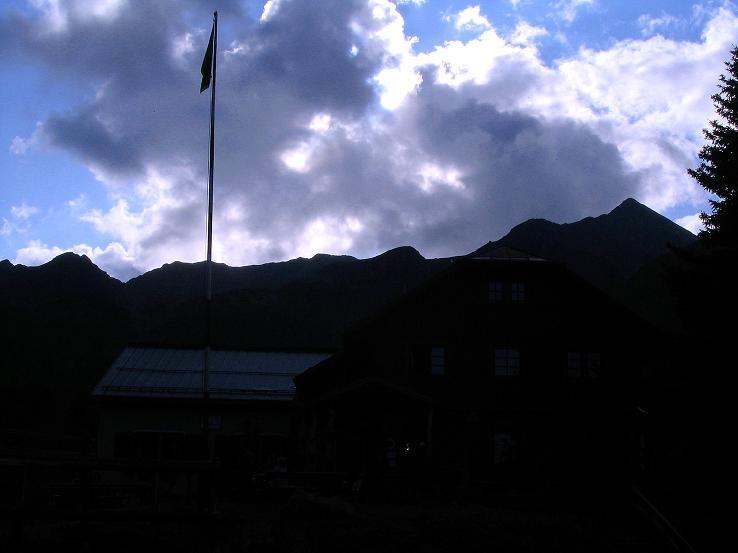 Foto: Andreas Koller / Wander Tour / Vom Draxlerhaus zum Großen Scheiblsee (1760m) / 27.09.2009 14:04:19