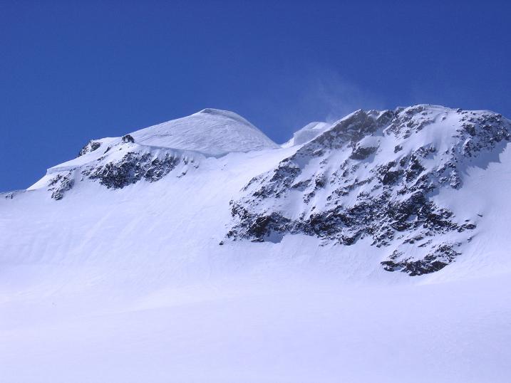 Foto: Andreas Koller / Wander Tour / Über das Mittelbergjoch auf die Wildspitze (3770m) / 05.10.2009 02:05:39