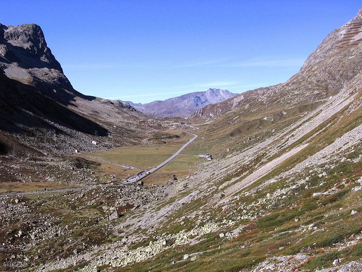 Foto: Andreas Koller / Wander Tour / Hoch über St. Moritz auf den Piz Julier (3380 m) / Julierpass / 07.10.2009 20:40:10