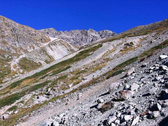 Foto: Andreas Koller / Wander Tour / Hoch über St. Moritz auf den Piz Julier (3380 m) / 07.10.2009 20:39:56