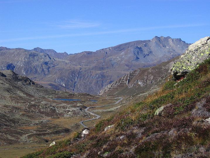 Foto: Andreas Koller / Wander Tour / Hoch über St. Moritz auf den Piz Julier (3380 m) / Julierpass / 07.10.2009 20:39:32