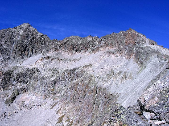 Foto: Andreas Koller / Wander Tour / Hoch über St. Moritz auf den Piz Julier (3380 m) / 07.10.2009 20:31:36