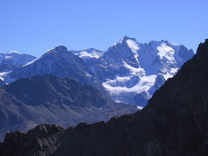 Foto: Andreas Koller / Wander Tour / Hoch über St. Moritz auf den Piz Julier (3380 m) / 07.10.2009 20:29:32