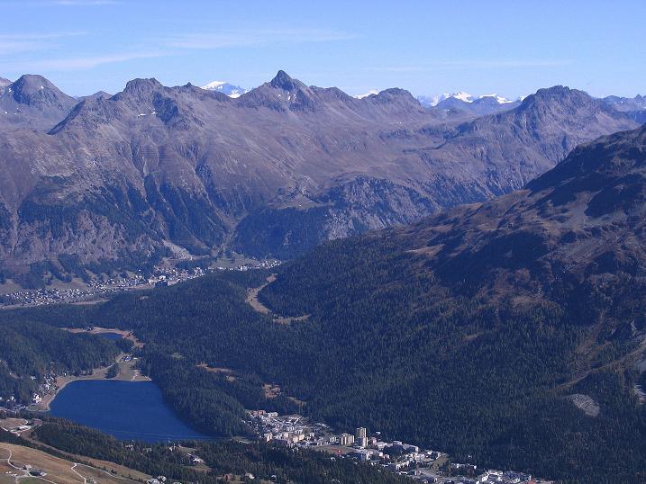Foto: Andreas Koller / Wander Tour / Hoch über St. Moritz auf den Piz Julier (3380 m) / 07.10.2009 20:29:08