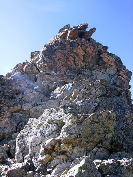 Foto: Andreas Koller / Wander Tour / Hoch über St. Moritz auf den Piz Julier (3380 m) / 07.10.2009 20:24:31