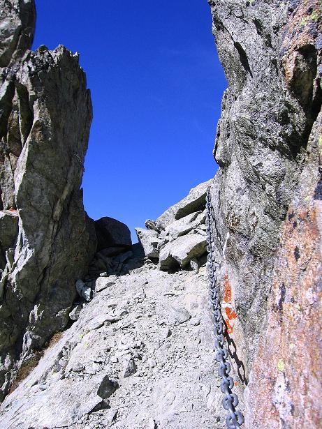 Foto: Andreas Koller / Wander Tour / Hoch über St. Moritz auf den Piz Julier (3380 m) / 07.10.2009 20:22:07