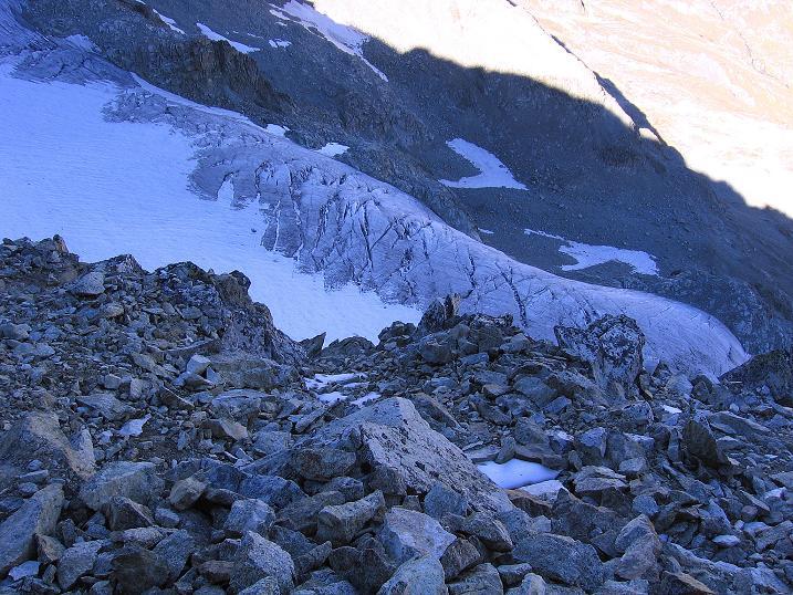 Foto: Andreas Koller / Wander Tour / Hoch über St. Moritz auf den Piz Julier (3380 m) / 07.10.2009 20:21:23