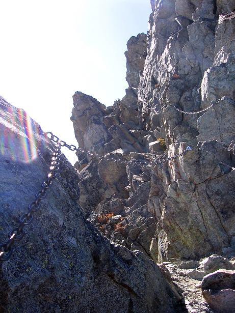 Foto: Andreas Koller / Wander Tour / Hoch über St. Moritz auf den Piz Julier (3380 m) / 07.10.2009 20:21:00